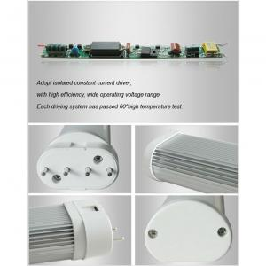 2014 Hot Selling 18W 4 Pin Base 2G11 Led Tube Light, Samsung Chip 2G11 Led Fpl Lamp, Pll 2G11 Led Light