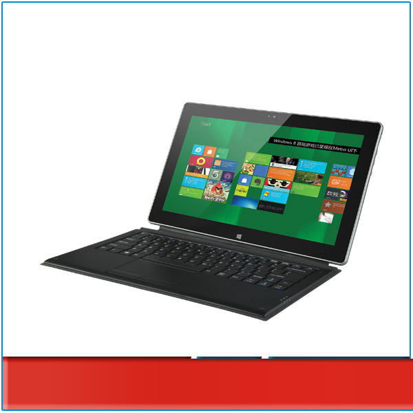 11.6 Inch Capacitive Touch Screen Multi-Touch Intel Daul Core 1.8G Windows 8 Tablet Pc Aba096 Made In China