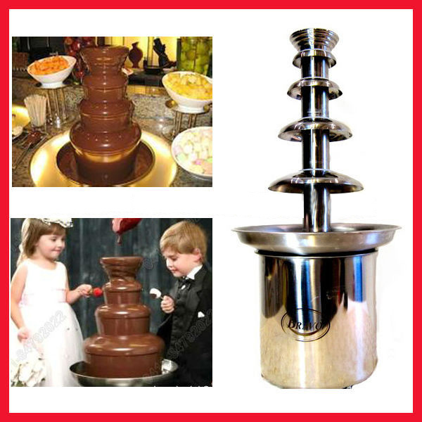 Hot Selling Chocolate Fountain Machine Prices