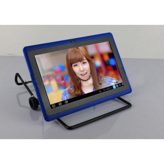 Hottest 7 Inch Andorid 4.1 Q88 Tablet Pc Dual Camera/Single Camera Allwinner A13 512M 4Gb Wifi Five Color