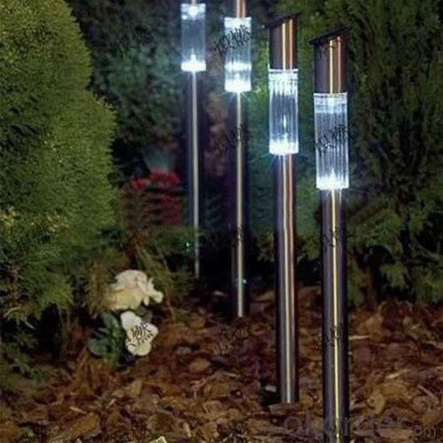 220V 10W Stainless Steel Multi-Color LED Landscape Light From China Factory