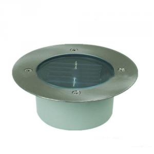 Outdoor Solar Ground Light With 2 Bright Leds By Professional Manufacturer