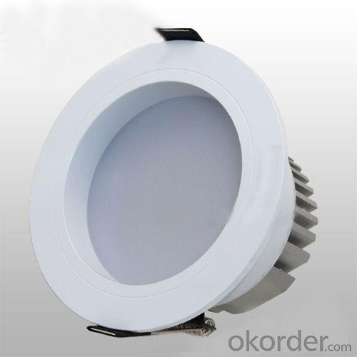5w 3inch tricolor color change SAA approved recessed led down light