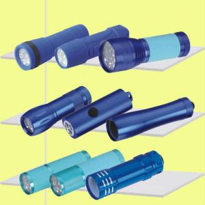 LED flashlight for promotion gift (MINI, colorful, keychain, round USD 0.50)