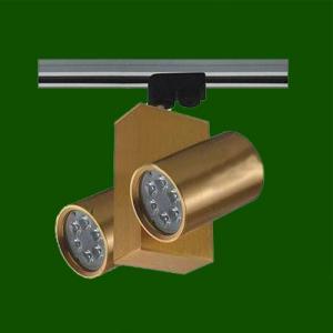 110V Diammable Led Track Lights Powerful Led Lighting 2 Line Track Energy Saver Led (Ce,Rohs)