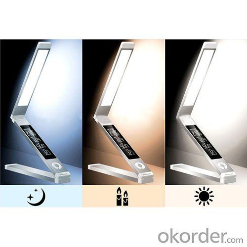 Eye-Protection Foldable Touch Led Table Lamp