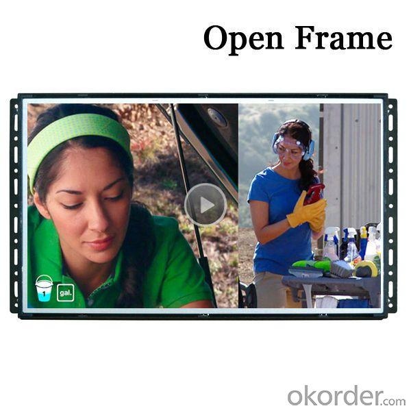 15.6 Inch Open Frame Monitor/Open Frame LCD Monitor/No Frame LCD Monitor