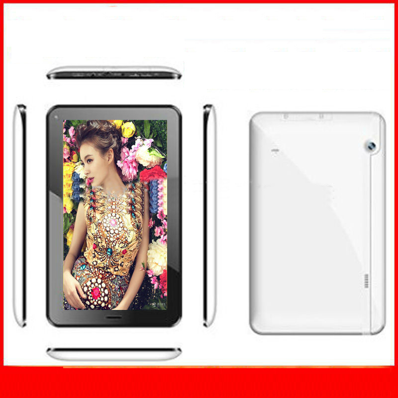 7 Inch A13 3G Calling Capacitive Screen Android 4.0 Tablet Pc 3G Sim Card Slot China Factory