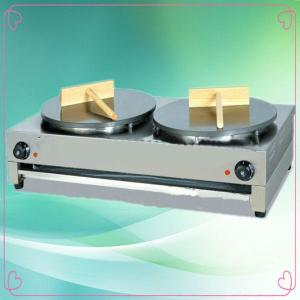 Industrial Crepe Maker Electric Double Plate