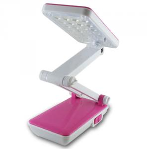 Led Portable Flexible Adjustable Work And Study Foldable Charging Desk Lamp