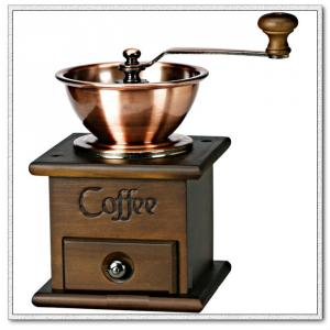 Vntb407 Yami Wooden Manual Coffee Bean Grinder