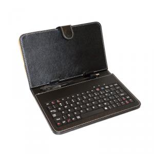 Leather Case For 8 Inch Tablet Pc With Mini USB Interface For 7 Inch Phone Call Android Tablet