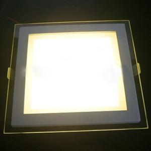 2014 Newest 165*165mm Led Square Downlight Fixture/Square Led Downlight Manufacturer OEM