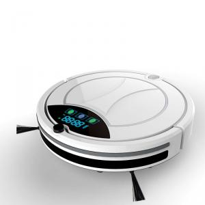 Multifunction Robot Vacuum Cleaner with Remote Controller