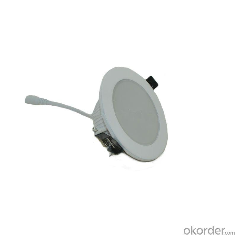 7W SMD 5630 Warm White 3000K Led Down Light Dimmable Recessed 12v
