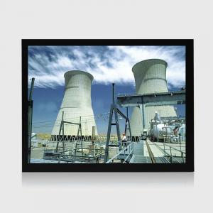 17 Inch Industrial Control System Metal Housing Touch Screen Monitor