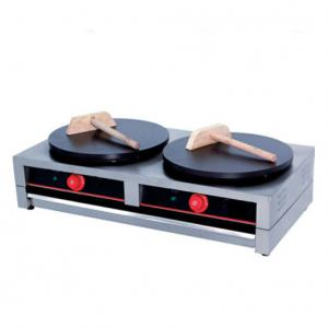 Electric Crepe Maker Double Plates 860  x 485 x 230mm