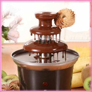 2014 Popular Small Chocolate Fountain Machine