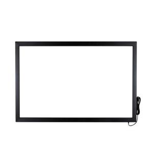 2,4,6,10,16,32 Touch Points 55Inch Ir Touch Frame For Advertising,Entertainment,Publick
