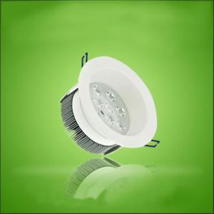 12w Cree Dimmable Ded Downlight,High Quality COB LED Downlight