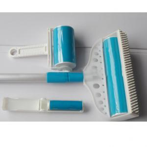 Sticky Lint Roller With Brush (Schticky)