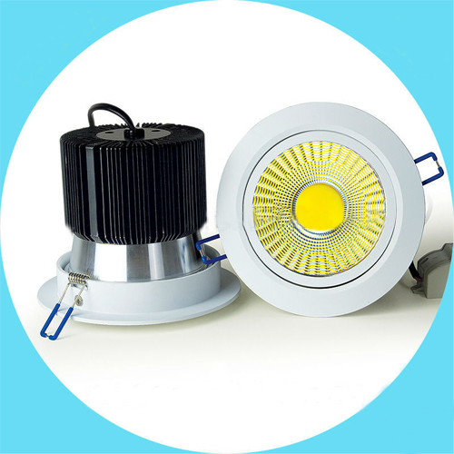 Hot New Design 6W-60W LED COB Downlight CE/ROHS/SAA/ERP Approval 15w COB Led Downlight