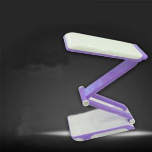 Foldable Led Table Lamp Fashion Design With Touch Switch