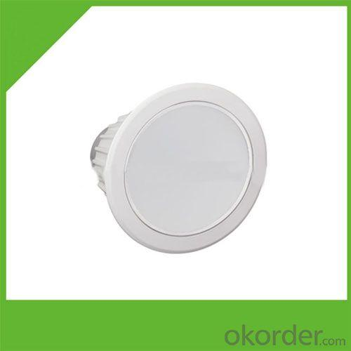 Wholesale Eyeshiled Round Recessed Led Down Light