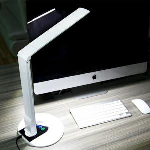 New Eye Light Eco-Friendly Led Desk Stand Lamp Stepless Dimmable Mode Ac100~240V