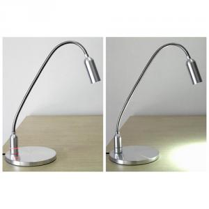 2014 New Style China Best Flexible Gooseneck Spotlight Led Desk Light With Touch Switch