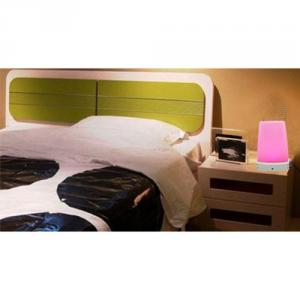 Hot Sell Morden Touch Sensor With Charger Bedside Pink Table Lamp