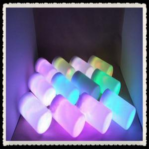 Rechargeable Battery Color Changing Cordless Led Table Lamp