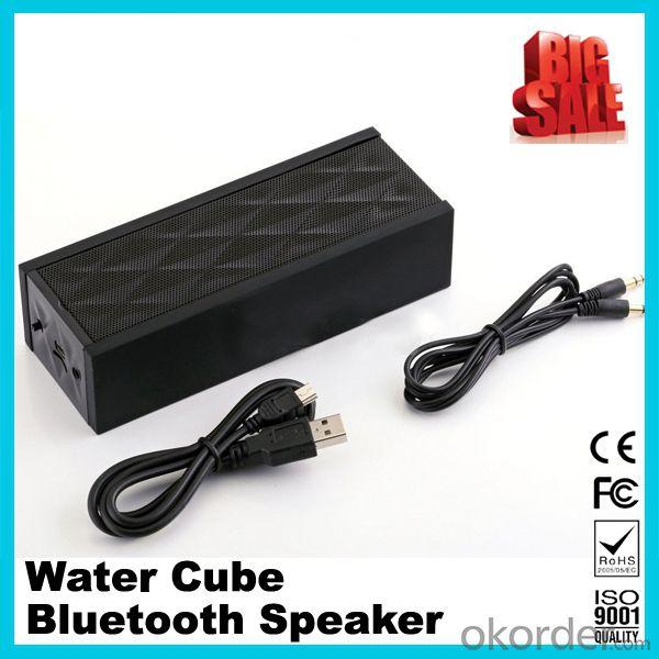 Jambox Style Mini Water Cube Bluetooth Speakers Wireless Portable Speaker With Tf Card,Water Cube Speaker