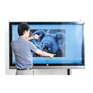 Wall Mounted Touch Screen All In One Pctv For Schools,65 Inch Led All In One Pc Tv