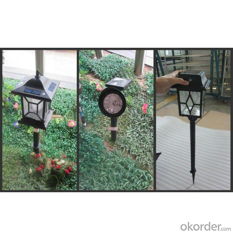 Outdoor Solar LED Garden Lights And Solar Spotlight By Professional Manufacturer