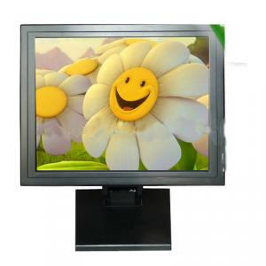 High Resolution Tft Panel 15 Inch Lcd Touch Monitor Touch Screen Monitor