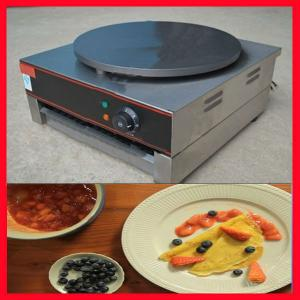 Electric Crepe Machine All Stainless Steel Shell