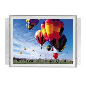 17&Quot; Led Open Frame Monitor/ Resistive/ S.A.W/ Capacitive/ Infrared Touch/ 1280X1024/ Rgb/ Dvi/ Dc12V / 350Cd