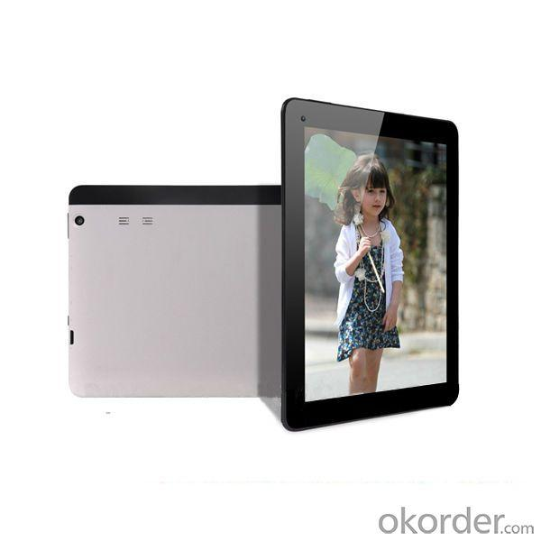 9.7 Inch Android Tablet Built In 3G Gps Amdroid 4.2 Mtk8389 Quad Core Tablets Tv