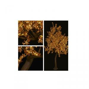 Outdoor LED Simulation Cherry Blossom Tree Light From China Factory