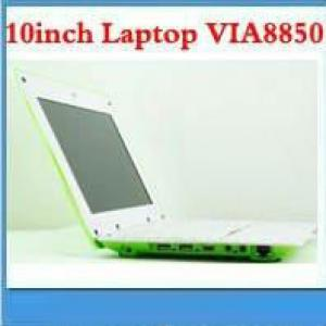 10Inch Mini Laptop Via8850