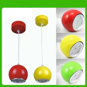 High Power 12W Aluminum Led Pendant Light (Different Colors Painting,Power Available) 110-220V China Wholesale Price