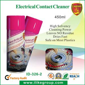 Fast Dry Non-Flammable Widely Used Electrical Contact Cleaner