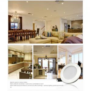 120 degree 5 inches super thin smd 2835 15W downlight led