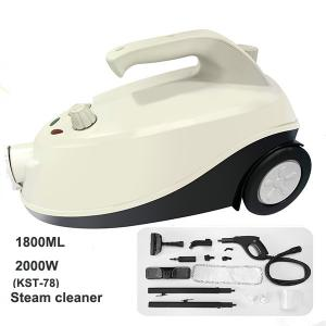 Hot Selling Steam Cleaner With 1.8L Boiler And 2000W Power-High Grade