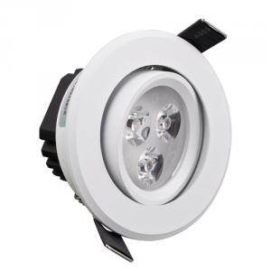 Nice Looking Hsd590W 3W Led Ceiling Light Down Light White Color 3W Led Light Manufacturer