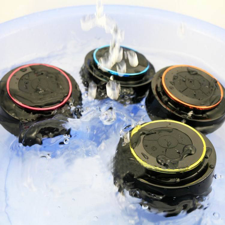 Ipx7 Waterproof Bluetooth Speaker China Supplier Shenzhen Factory With Best Price 2014