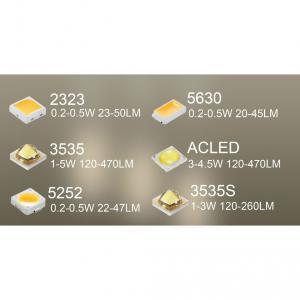 High Quality SMD5630 Led 60 Lumen