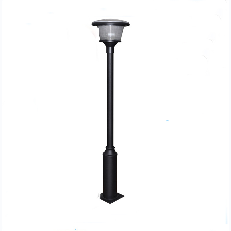 IP65 CE, ROHS High Lumen Outdoor LED Solar Garden Light For Public Parks Square Residential Area With 3 Years Warranty