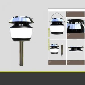 Hot Selling New Patented Mosquito Animal Repeller Solar LED Garden Light Lighting, Pass CE FCC, ROHS